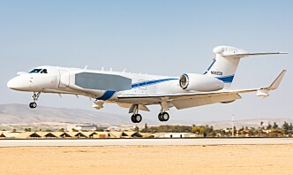 Israel får et av verdens mest avanserte spionfly
