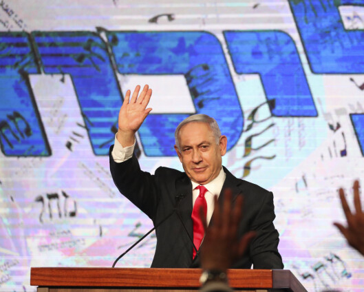 Netanyahu bedt om å danne regjering