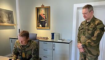 Nå skal soldater utdannes gjennom et felles program