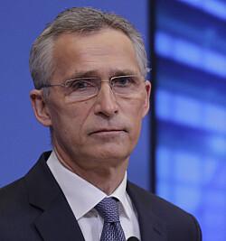 Nato bekymret for russisk styrke-oppbygging