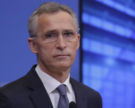 Alvorlig bekymret for russiske aktiviteter i Ukraina