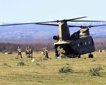 – Ledelsen i US Army nærmest trygler nå om å få tre år med «solid budgets» for å kunne gjennomføre påkrevd modernisering og omstilling