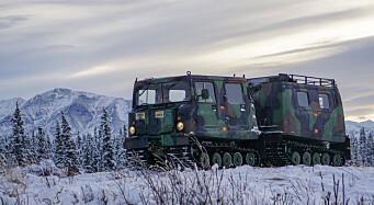 USA anskaffer nye beltevogner - Norge oppgraderer 700 av samme type