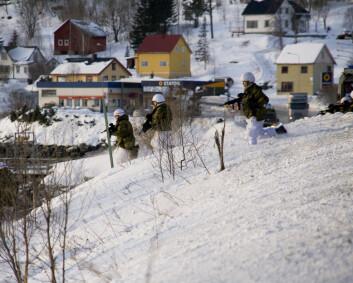 Anbefaler å flytte HV-16 fra Bjerkvik til Tromsø