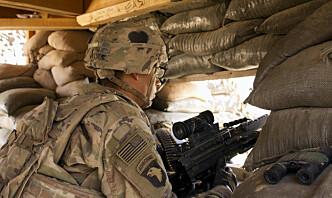 USA vil trekke styrker ut av Irak