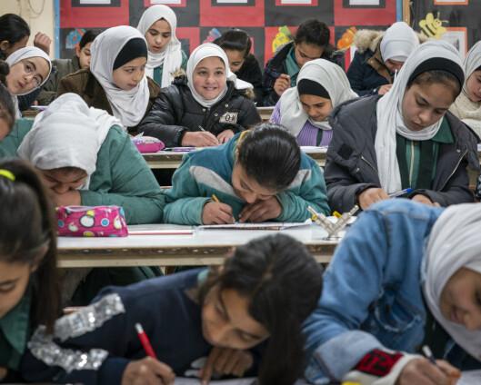 Søreide glad for Bidens løfte om bistand til palestinerne