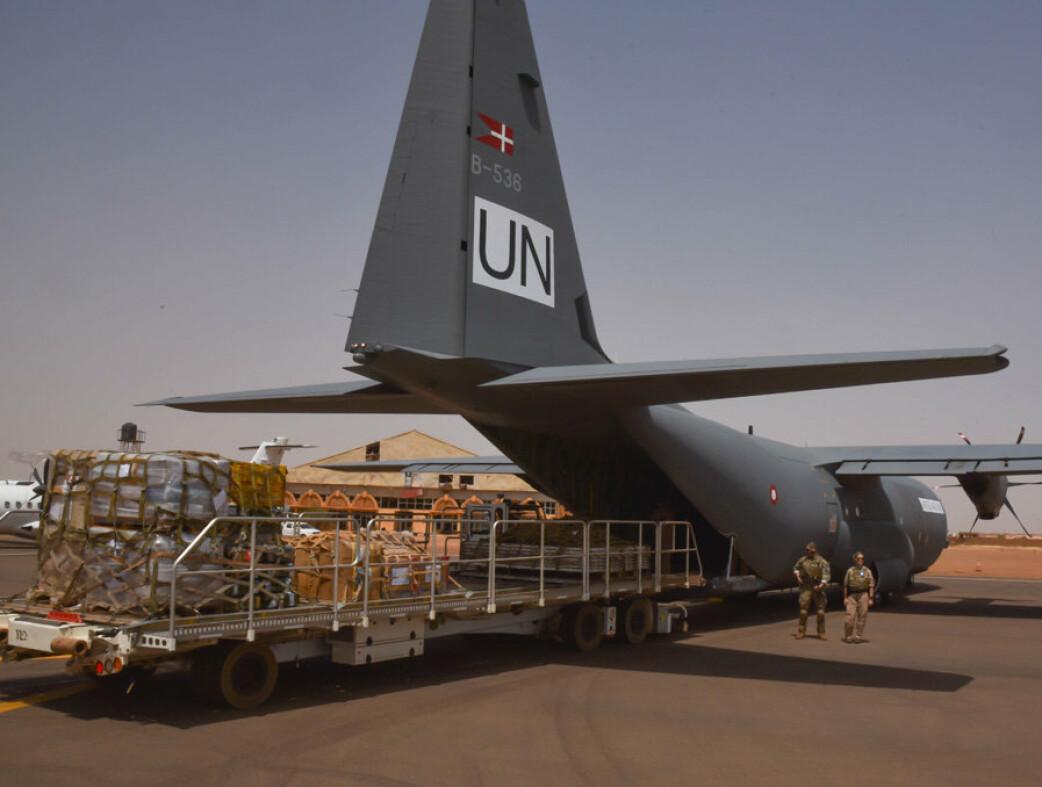 Danmark vil sende spesialstyrker til Mali