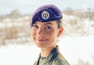 Amanda ville delt sin FR med en hun mener bidrar til ståtid for «unge lovende» i Forsvaret