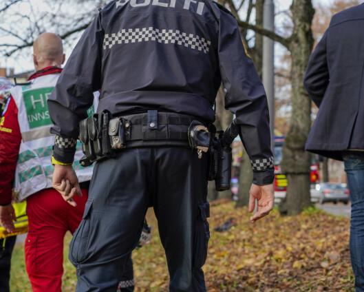 – Det er på tide med generell bevæpning av politiet