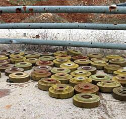 FN ber alle land slutte seg til forbud mot landminer