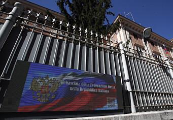 Spionsiktet italiener hadde ikke full tilgang til Nato-hemmeligheter