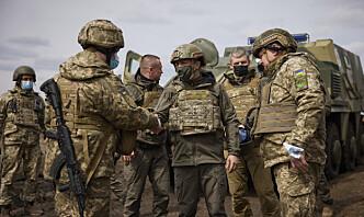 Kreml: Putin og Merkel bekymret over spenning i Øst-Ukraina