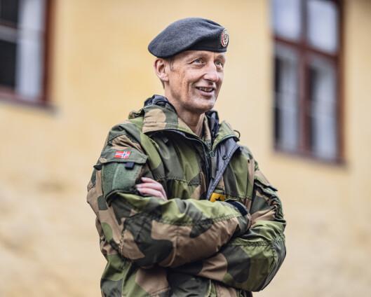 Forsvarssjefen: – Alle som har tjenestegjort i Forsvaret er veteraner