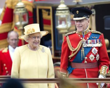 Storbritannias prins Philip er død