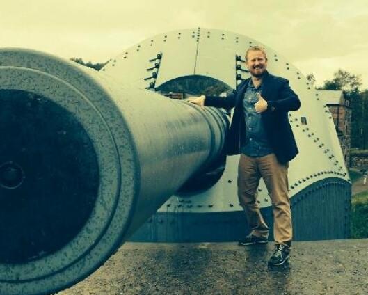 Om Norden skulle bli «nuket» er Anders helt sikker på at de første som kom kravlende over kanten ville si «perkele»