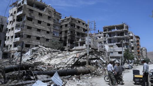 Rapport: Syrias regime brukte kjemiske våpen i 2018-angrep