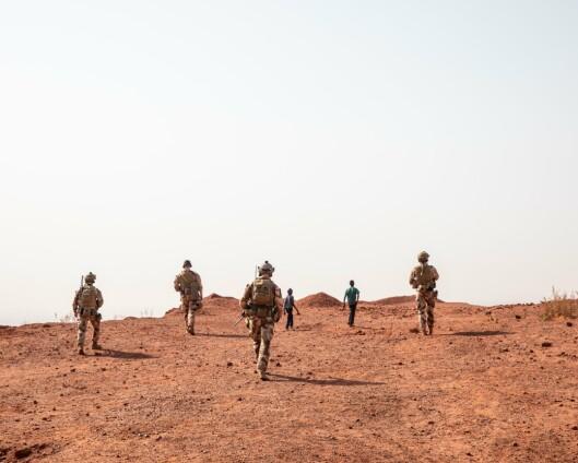 Opprørere drept i Mali