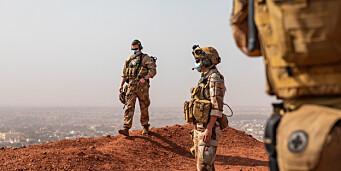 Vil vite hvorfor Norge plutselig sender soldater til Mali