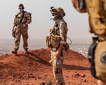 Rødt og SV vil vite hvorfor Norge sender soldater til Mali