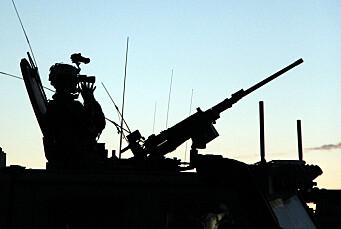 USA trekker seg ut av Afghanistan innen 11. september