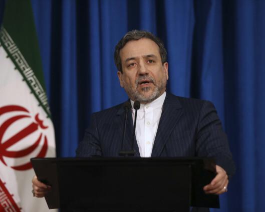 Iran vil starte anriking av uran opp til 60 prosent