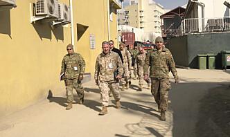 The Times: Storbritannia følger USA ut av Afghanistan