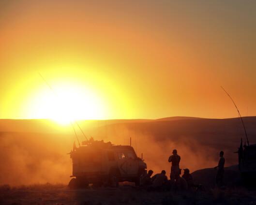 Nato ventes å trekke seg ut av Afghanistan sammen med USA