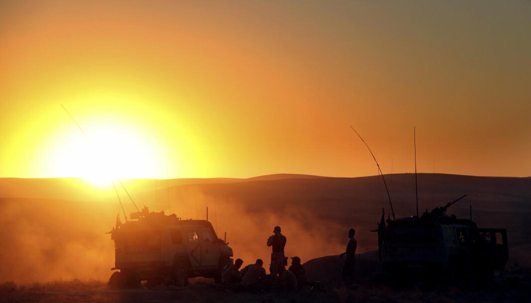 AFGHANISTAN: USA trekker sine soldater ut av Afghanistan innen 11. september, ifølge en rekke medier.