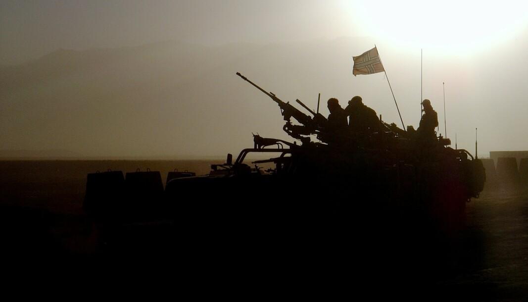 NÆR EN AVSLUTNING: Krigen i Afghanistan er den lengste væpnede konflikten Norge har vært med på i moderne tid.