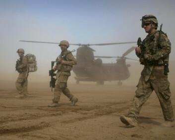 Stoltenberg om Afghanistan: – Ingen enkel avgjørelse
