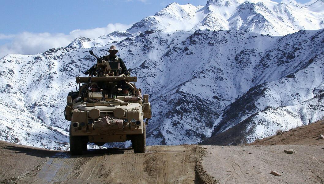 150.000 SOLDATER: USA og Nato hadde på det meste 150.000 soldater i Afghanistan, men klarte aldri å nedkjempe Taliban, ei heller gjøre afghanske sikkerhetsstyrker i stand til å gjøre det.