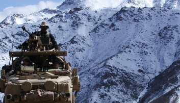 USA og Nato lyktes ikke med å skape fred i Afghanistan