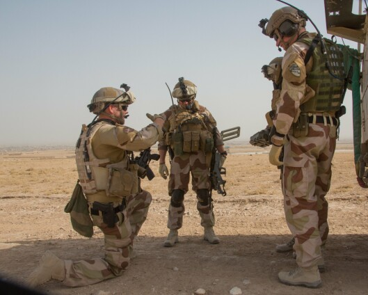 Nato forlater Afghanistan: – Kaster ikke skygger over innsatsen