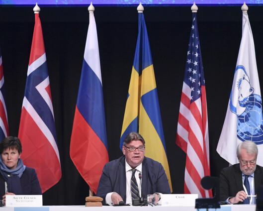 Russland ønsker å styrke fotfestet i Arktis