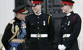 Kongelige stiller i sivil til prins Phillips begravelse