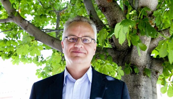 FREDSFORSKER: Kristian Berg Harpviken ved fredsforskningsinstituttet PRIO mener at den militære innsatsen i Afghanistan er feilslått.