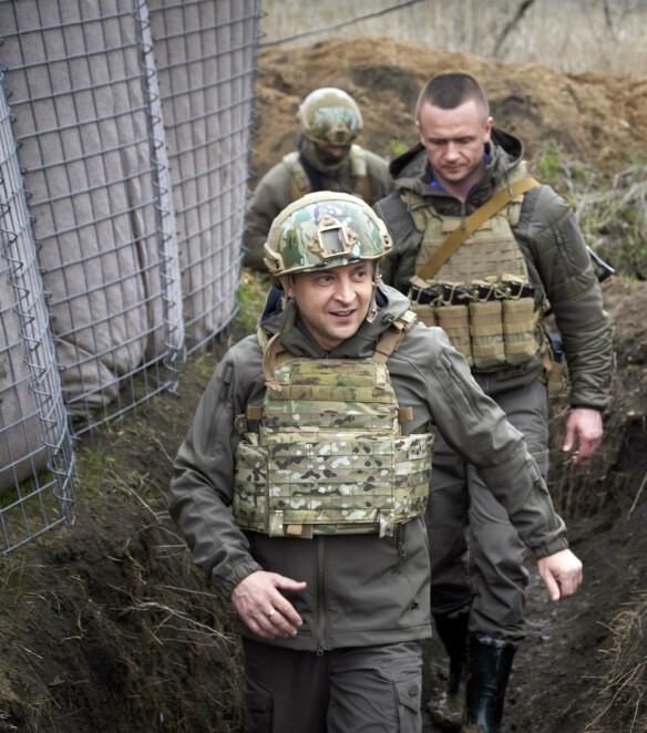 Trio skal diskutere den spente situasjonen i Øst-Ukraina