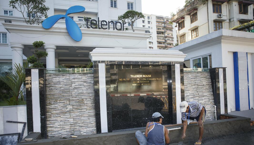 SIDEN 2014: Telenor har levert landsdekkende telekomtjenester i Myanmar siden 2014. De blir nå kritisert for å ha betalt leie til militæret i Myanmar.