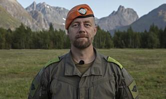 Fenriken i Kompani Lauritzen opplevde frontalangrep fra alpejegere på ski