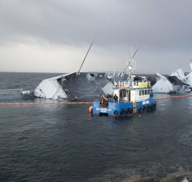Sjøforsvaret opptatt av åpenhet om ny Helge Ingstad-rapport