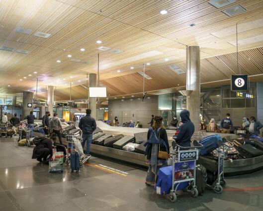 PST vil overvåke alle flyplasser