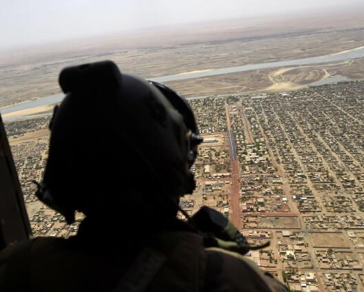 Fransk journalist kidnappet i Mali