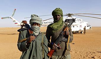 Over 300 skal være drept i sammenstøt i Tsjad