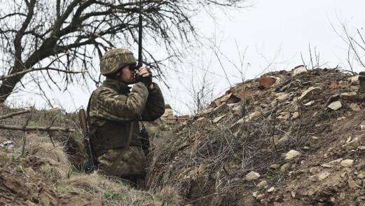 USA øker militærhjelpen til Ukraina