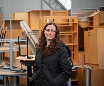 Pia Nessø, miljøleder i FLO stab.