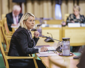 Bergen Engines-høring: Mæland tar selvkritikk