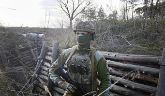 EUs utenrikssjef: 150.000 russiske soldater ved Ukrainas grense og på Krim