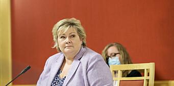 Bergen Engines: Solberg sier regjeringen må se på regelverket