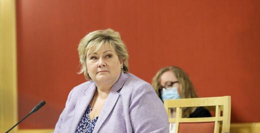 Bergen Engines-høringen: Solberg sier regjeringen må se nærmere på regelverket