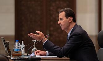 Syrias president saksøkt i Sverige for kjemiske angrep